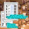 Jazz Music Virtual Field Trip - PDF Printable Resource