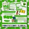 Montessori Printable Green Reading Series - Phonograms