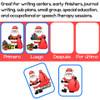 3-4 Step Winter Sequencing in Spanish-Secuencias con dibujos (Invierno)