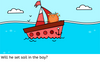 Decodable Long A Story Vowel Teams AI & AY (Remote Ready Resource)