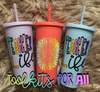 Personalized Tumbler 24 ounce - FREE Shipping