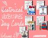 """As Seen on Ellen"" 2021 Historical Valentine's Day Cards - Volume 2"