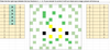 St. Patrick's Day Comparing Fractions Pixel Art Activity Google Sheets