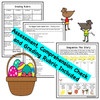 The Biggest Easter Basket Ever- Spring  Read Aloud Activity Pack  (Digital Ready Version)