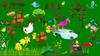 DIGITAL TEMPLATE Easter Egg Hunt   Scavenger Hunt Pixel Art   Spring activity