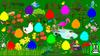 DIGITAL Math Easter Egg Scavenger Hunt Multiplication & Division Facts EDITABLE