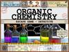 Organic Chemistry - Science Escape Room