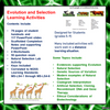 Evolution and Selection Learning Activities for Middle School