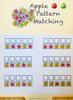 Mini Eraser Matching Game