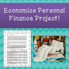 Economics Personal Finance Budgeting Project