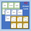 Current Electricity - 42 Question Card Sort Team Game