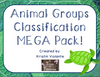 Animal Groups Classification Mega Pack