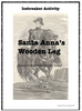 Santa Anna's Wooden Leg: America's Most Prized Military Trophy
