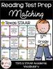 5th Grade STAAR Reading Matching Test Prep