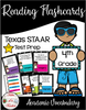 4th Grade STAAR Reading Academic Vocabulary Flashcards
