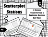 Scatterplot Stations + Exit Ticket