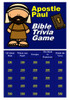 Bible Trivia Game and Apostle Paul Cover