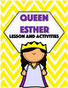 Queen Esther | Bible Lesson and Activities