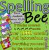 Spelling Bee - Kindergarten to 5th Grade - All you need to be successful!
