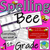 1st Grade Spelling Bee - All You Need