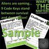 Escape Room - What's the MATTER? (Science - Materials and their Properties