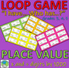 """Place Value - Math - multiplying and dividing by 1000 (""""I have...Who has..?"""") 36 Cards"""