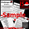 Christmas is Cancelled - ESCAPE ROOM: Problem Solving, Cooperative learning, Math, Vocabulary