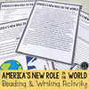 America's New Role in the World | McKinley & Roosevelt - FREE