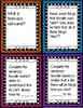 Baditude by Julia Cook Story Extension Activity and Worksheet