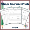 12 Congruent Triangle Proofs