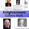 Enlightenment Gallery Walk Innovators Then and Now, Modern and Historic