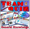 Back-to-School/End-of-Year General Knowledge Team Quiz