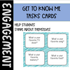 Ice Breaker Task Cards