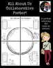 All About Us Collaborative Poster- Back to School/ First Day Activity