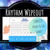 Rhythm WIPEOUT: Rhythm Reading Game