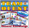 Back to School Team Quest - Middle School Team Building Activity