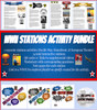 WWII Stations Activity Bundle Pack