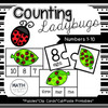 Counting Ladybugs: Number Recognition and Number Words
