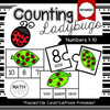 Counting Ladybugs: Number Recognition and Number Words (SPANISH EDITION)