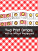 Counting Pepperonis: Number Recognition and Number Words