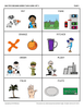 Multiple Meaning Words Task Cards - Set 2