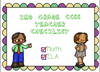 CCSS 2nd Grade Standards Teacher Checklist