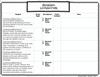 CCSS 3rd Grade Standards Teacher Checklist