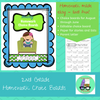 2nd Grade Homework Choice Boards for All Year