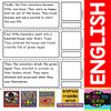 Story Sequence - Cut and Paste - Halloween FREEBIE (2 Little Stories)