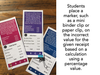 Check Your Receipts: A 'Using Percentages' Activity/Station