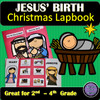 Christmas Jesus' Birth Cover