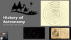 History of Astronomy Powerpoint