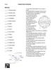 Celestial Sphere Worksheet