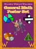 Harry Potter Weasley Wizard Wheezes Math Poster Set Bundle